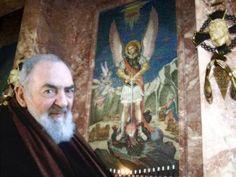 Tu Puedes Usar las Habilidades de tu Ángel Como hizo el Padre Pío » Foros de la Virgen María