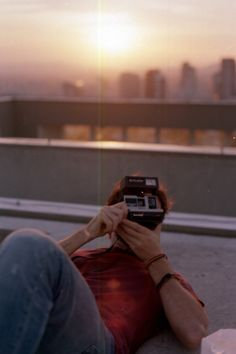 this would be me with my Canon AE-1 that I have.