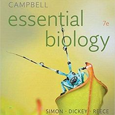 Campbell Essential Biology 7E 2019 J. Simon L. Dickey B. Reece Test Bank To request it .. Please contact us via e-mail: student-saver@hot... Or send message to our Facebook age .. For More Info .. ift.tt/2BfHBpI Student Saver Team #Test_Bank #TestBanks #Solution_Manual #Solutionmanual #Exams #Cases #studying #test #study #edchat #classroom #edchat #CTE #busedu #Accounting #BUS #ACC #ECO ift.tt/2NOr5mV