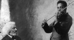 Joseph Douglass (1871 - 1935), grandson of Frederick Douglass, was the first nationally-known black concert violinist.