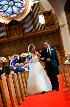 just married  Wedding at Arlington Heights United Methodist and The Fort Worth Club