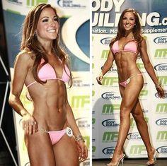 Fitness Form #StrongOverSkinny #Motivation #WomenLift2 Courtney Prather
