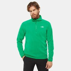 Shop Men's 100 Glacier Quarter Zip Fleece Pullover today at The North Face. The official The North Face online store. Stay Warm, The North Face, The 100, Xmas, Man Shop, Pullover, Zip, Mens Tops, How To Wear