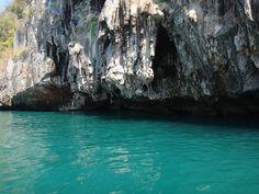 Thailand Emerald Cave Ko Lanta / Foto: Julia Gleisenberger