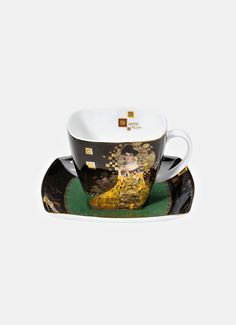 Gustav Klimt Cup - Adele Bloch-Bauers