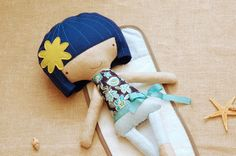 next project, make a homemade doll for my niece :D