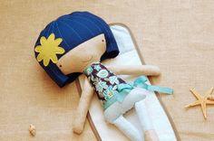 Black Apple style doll--Mirtilo   Flickr - Photo Sharing!