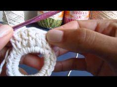 Vídeo Aula :Como Fazer Porta Papel Higiênico de Crochê Parte 3 Final - YouTube