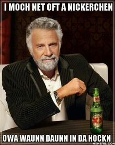wise to listen to the most interesting man in the world. It's always wise to listen to the most interesting man in the world. i spy my awkward pinky/index finger and my weirdly bent thumb 😉😉 Yup, Ohhh Yeah, Funny Stuff, Funny Pics, It's Funny, Funny Humor, Funny Happy, Daily Funny, Hilarious Memes