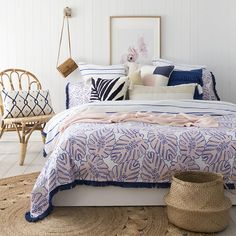 Bambury Calypso Quilt Cover Set | My Linen