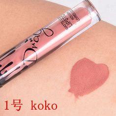 DRAGON Mettalic Colors Lipstick
