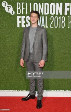 George MacKay on 'Been So Long' World Premiere at London Film Festival 2018 George Mackay, London Film Festival, I Want Him, My Man, Peter Pan, Actors & Actresses, Musicals, Guys, Celebrities