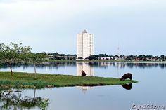 """Lagoa Maior: """"Monumento Natural das Lagoas"""""""
