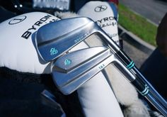 Scratch Golf custom flat back irons