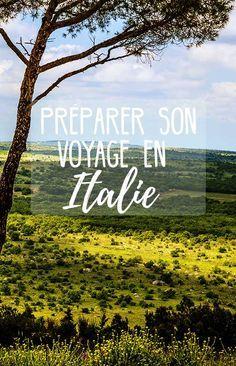 Toutes les infos pour bien préparer son voyage en Italie