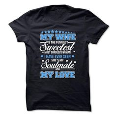 MY WIFE - #red shirt #tshirt women. CHECKOUT => https://www.sunfrog.com/LifeStyle/MY-WIFE-63671134-Guys.html?68278