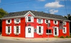 Little Red Inn.  Best food ever.