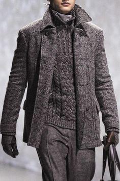 Corneliani  Milan Fashion Week Fall Winter Menswear  2012