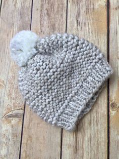 Sweet Grey Hat -Baby- Size Newborn Hand knit with love and care. Soft and cozy. Perfect for boy or girl. Hand Knitting, Knitting Ideas, Grey Hat, Baby Size, Baby Sweaters, Baby Hats, Boy Or Girl, Knitted Hats, Winter Hats