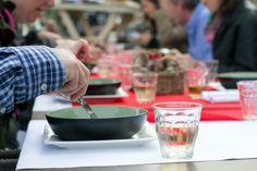 Ook eens lunchen in een cranberryveld? Kom naar de Cranberryweek op Vlieland! www.cranberryweekvlieland.nl