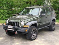 Jeep Liberty Renegade, 2006 Jeep Liberty, Jeep Wrangler Rubicon, Jeep Xj, Cool Jeeps, Cool Trucks, Jeep Bumpers, Jeep Mods, 2012 Jeep