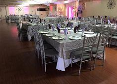 El Prestige Reception Hall en San Antonio TX es un salon serio y profesional, ademas de flexible para acomodarse a sus necesidades. Podemos hacer eventos desde 100 a 350 personas. Nuestro objetivo es hacer su evento, el mas memorable!