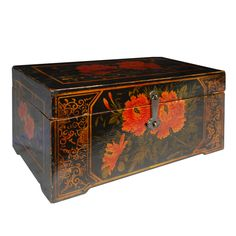1stdibs | Early 20th Century Chinese Painted Box