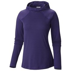 Women's Columbia Layer First ™ Hoodie, Inkling, $49.95