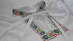 Detské oblečenie - Chlapčenská krojová košeľa - 8633665_