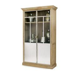 """Eclipse Home Collection Brighton Cabinet 52"""" L x 20"""" W x 87"""" H"""