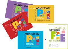 livres de formation montessori