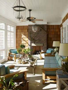 interiors are decorated with assemblage of warm textiles, vintage furnishings, and custom goods 2