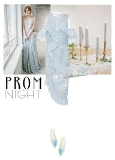 """""""prom night"""" by saramoreira ❤ liked on Polyvore featuring Alice McCall, Delpozo and Oscar de la Renta"""