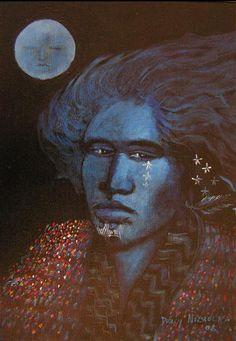 Moon Daughter by Darcy Nicholas kp
