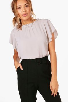 Steal the style top spot in a statement separate from the tops collection  Camis or crops, bandeaus or bralets, we've got all the trend-setting tops so you can stay statement in separates this season. Hit refresh on your jersey basics with pastel hues and pick a quirky kimono to give your ensemble that Eastern-inspired edge. Off the shoulder styles are oh-so-sweet, with slogans making your tee a talking point.