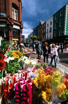 Grafton Street - Dublin, Ireland