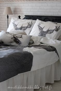 Bedroom for the hunter in you...