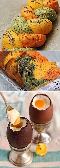 Пасхальные рецепты на русском языке - Easter recipes in Russian