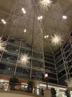 Awesome Christmas Mall Deco