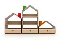 Under My Roof storage by Christian Vivanco for Normann Copenhagen