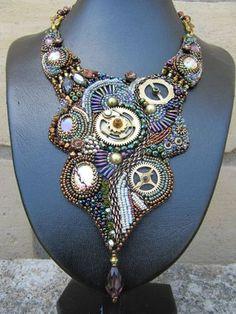 Croqueuse de perles