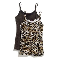 Avon mark Basically Chic Tanks #fashion #animalprint http://ericagerlemann.avonrepresentative.com/ Set of 2.