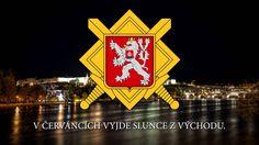 """Czechoslovak military march - """"Směr Praha"""" / """"Towards Prague"""""""