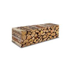 Krone Hanssen Wood Bench - Huset-Shop.com