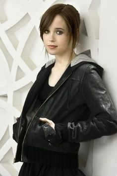 Ellen Page my second choice pick for Anastasia«««« I think she's really cool. :)