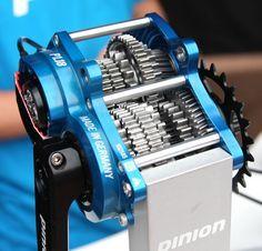 Pinion 16 speed shifter
