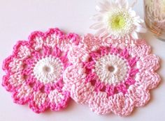 Appliques and flowers (+ schemes) - my last vivid finds - a record of the user Monella (Svetlana) (id769458) in the community Needlework - Babyblog.ru