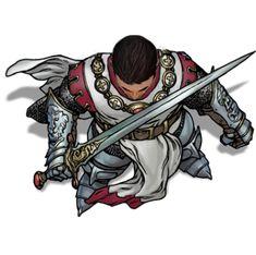 m Paladin Plate Armor Cloak Longsword Token Fantasy Races, Fantasy Map, Fantasy Battle, Dnd Orc, Dwarf Paladin, Space Opera, Token, Rpg Map, Good Knight