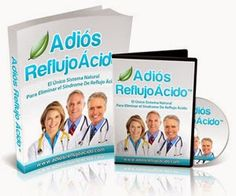 150 EBOOKS: Ebook: Adiós Reflujo Acido