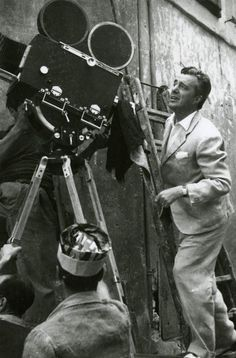 The Bicycle Thief is the best-known work of Italian Neorealism, the movement (begun by Roberto Rossellini's 1945 Rome, Open City) which attempted to give cinema a new degree of realism. Vittorio De Sica was unable to get financial backing from any major studio for the film, so he raised the money himself from friends. Wanting to portray the poverty and unemployment of post-war Italy, he chose a novel by Luigi Bartolini to loosely base his script on, which he co-wrote with Cesare Zavattini…